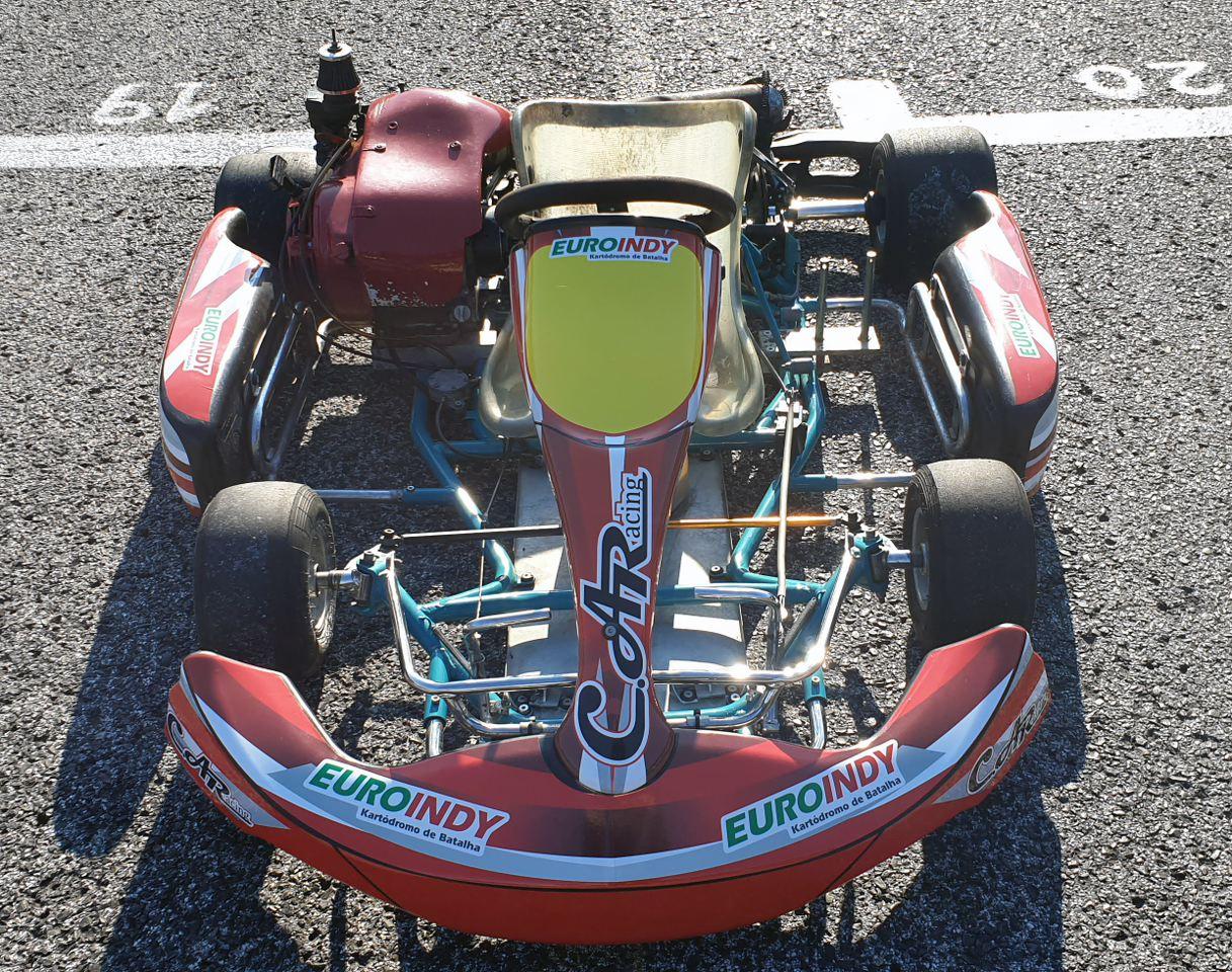 Foto 2 Kart 270cc Júnior Competição