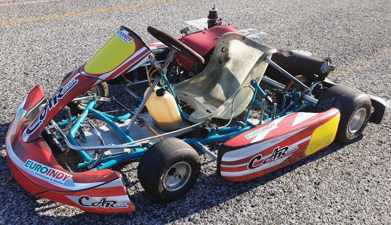 Foto 3 Kart 270cc Júnior Competição