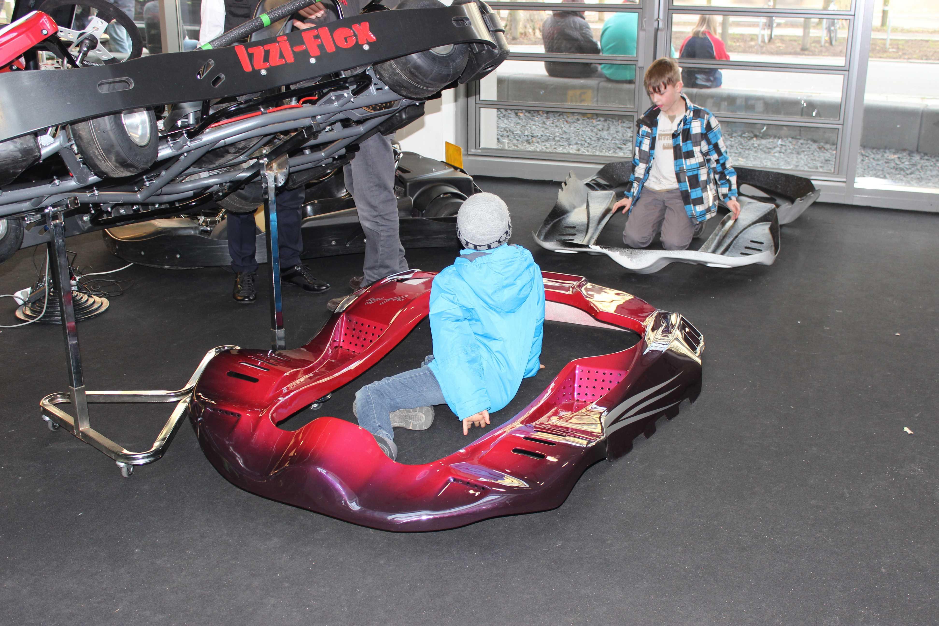 IZZI-FLEX Apresentação na Feira Internacional do Karting Alemanha22