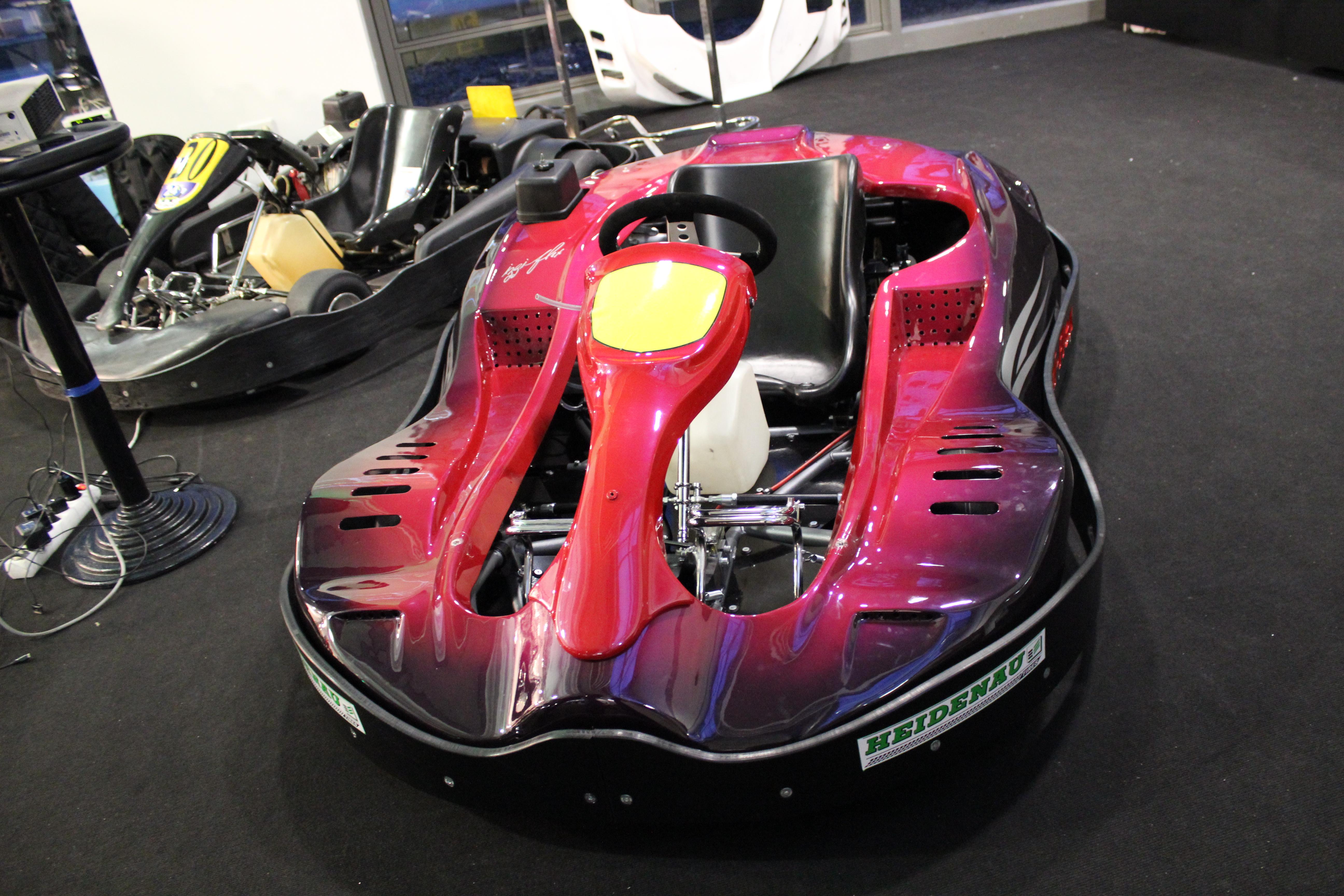 IZZI-FLEX Apresentação na Feira Internacional do Karting Alemanha27
