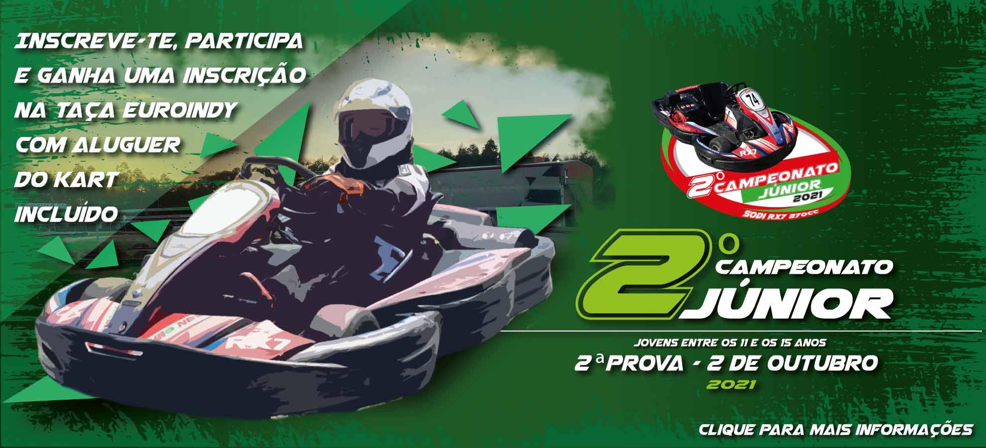 2 Campeonato Júnior 2021